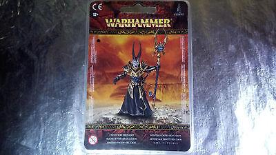 * 83-33 Warhammer Fantasy Battles Guerrieri Del Caos Stregone Lord- I Clienti Prima Di Tutto