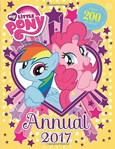 1 of 1 - Annual 2017 (My Little Pony) By My Little Pony