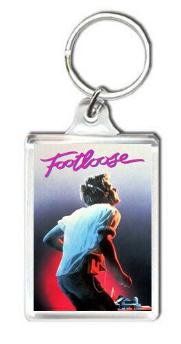 FOOTLOOSE 1984 KEYRING LLAVERO