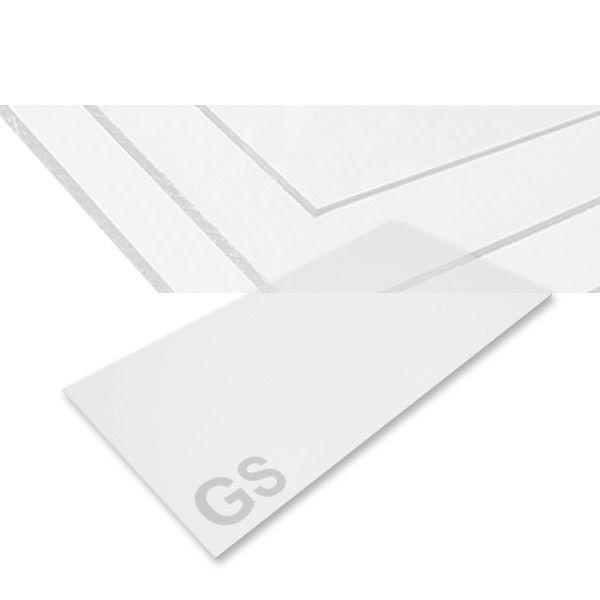Acrylglas GS - 495 x 1000 x 5,0 mm transparent farblos 0F00