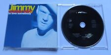 Jimmy Somerville - To Love Somebody CD