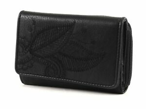 ESPRIT-Sookie-Small-Wallet-Geldboerse-Black-Schwarz