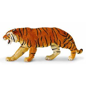 Bengal Tiger Wildlife Safari Figure Safari Ltd NEW Toys Educational Animals