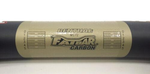 Renthal FatBar Carbon V2 Mountain Bike Riser Handlebar 31.8mm 20 x 800mm