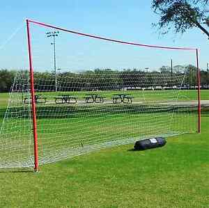 goals by soccer innovations portable goals for sports backyard goal