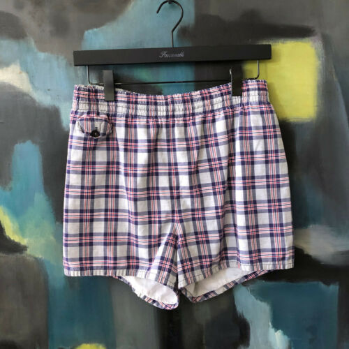 Vintage 40s 50s Preppy Catalina Swim Trunks Shorts