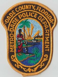 Metro-Dade-Police-Patch-Florida