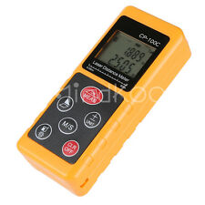100M Digital Laser Distance Meter Range Finder Handheld Electronic Measure Tools