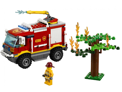 Police,beams,bricks Large Lot RED LEGO,1KG Fire-station City Mixed Bundle