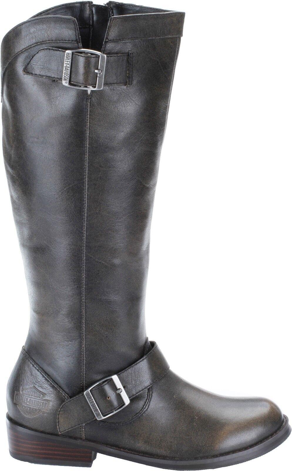 Nuevas botas para mujer Harley-Davidson D83672 Kerrie