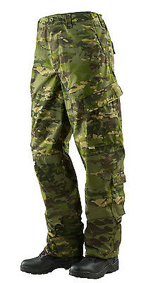 TRU SPEC 1323 MULTICAM TROPIC Pants MEDIUM LONG Tactical ACU Camo Uniform