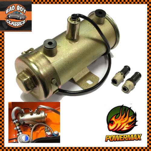 Regulador de Presión 12v Powermax Gran Caudal Electrónico Bomba de Combustible