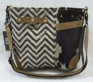 Myra Bag Galeecha Leather Fur Hairon Canvas Chevron Handbag Shoulder Bag 819699024804 Ebay But the key to real, l. ebay