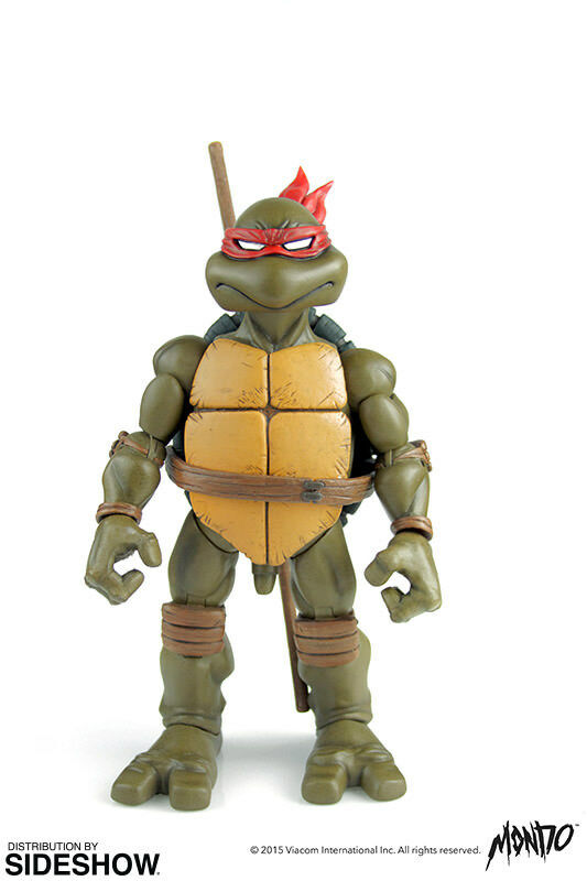 MONDO TEENAGE MUTANT NINJA TURTLES DONATELLO 1:6 SCALE FIGURE