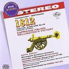 Tchaikovsky: 1812 Festival Overture; Capriccio Italien; Beethoven: Wellington's Victory (CD, Jul-2007, Decca)