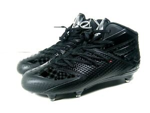 premium selection 32c80 05ee6 Image is loading Adidas-Freak-X-Carbon-Mid-D-Football-Cleats-