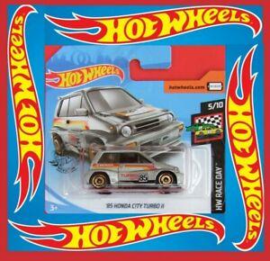 Hot-Wheels-2020-039-85-Honda-City-Turbo-II-11-250-neu-amp-ovp