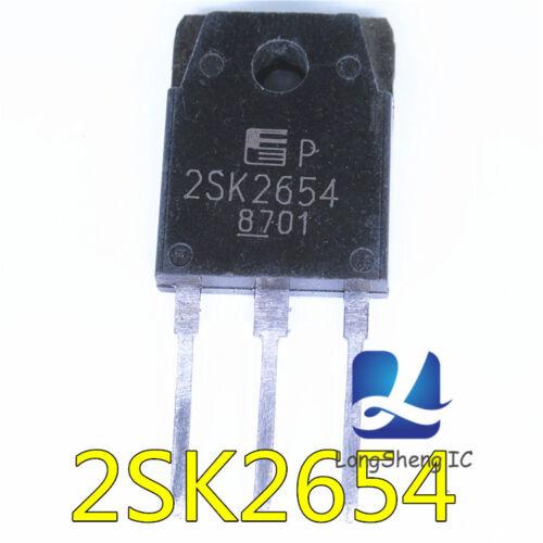 5PCS K2654 2SK2654 TO-3P Nuevo