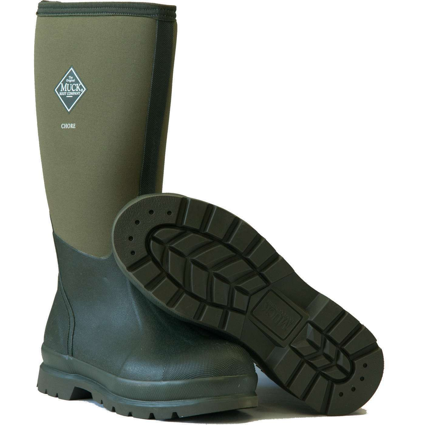 Muck Stiefel - Chore Classic Steel Toe Safety Wellington