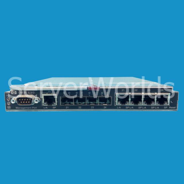 HP 438475-001 GBE2C Switch 2/3 438030-B21