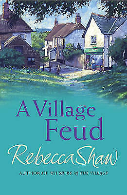 1 of 1 - A Village Feud, Shaw, Rebecca, New Book