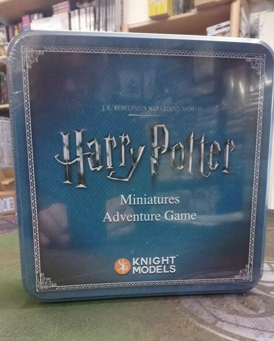 Harry Potter miniatures aventure Tabletop Core Box Game  by Knight Models  meilleurs prix