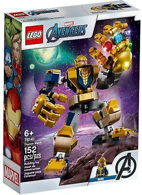 LEGO Marvel Avengers 76146 76141 76140 Iron Man Spider-Man Mech N2//20