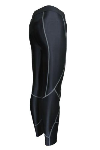 Mens Compression Collants Couche De Base Running Armour Gym Pantalon