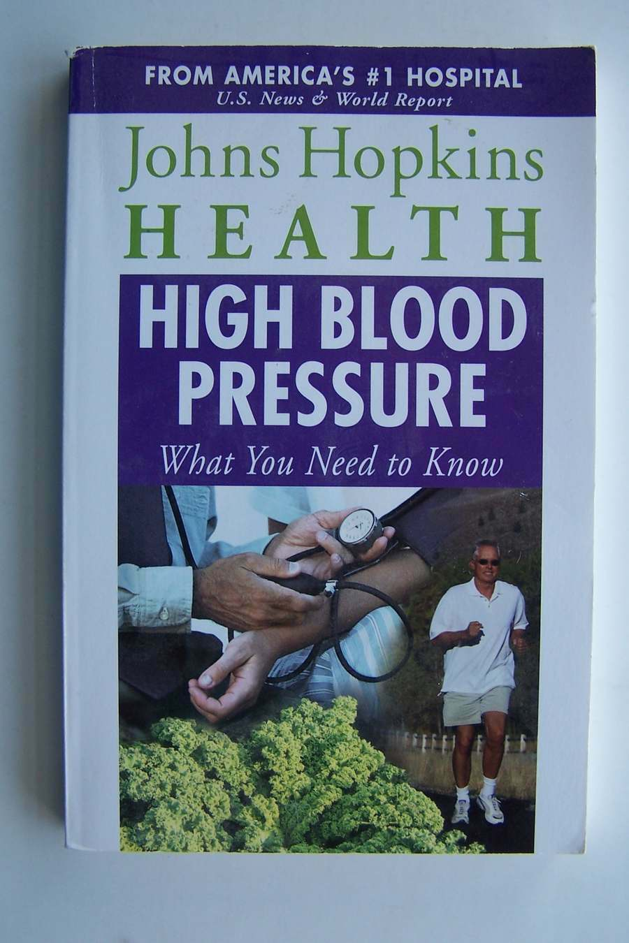 High Blood Pressure: What You Need to Know Johns Hopkin