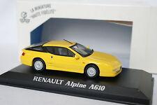 Norev 1/43 - Renault Alpine A610 jaune