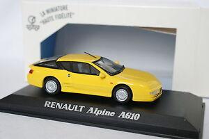 Norev-1-43-Renault-Alpine-A610-jaune