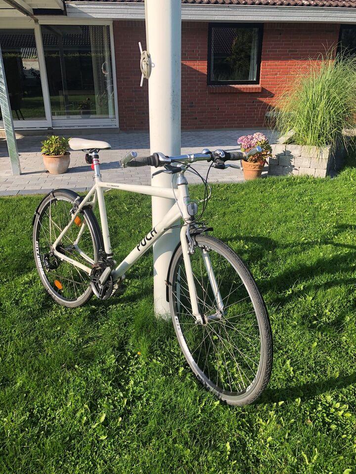 Herrecykel, Puch urban sport, 56 cm stel