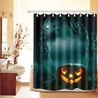 28 Type Halloween Design 180/200cm Bathroom Polyester Waterproof Shower Curtain