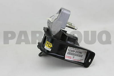 New Genui 12305-22380 Toyota Insulator sub-assy engine mounting rh 1230522380