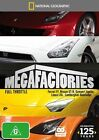 National Geographic - Megafactories - Full Throttle (DVD, 2013, 2-Disc Set)