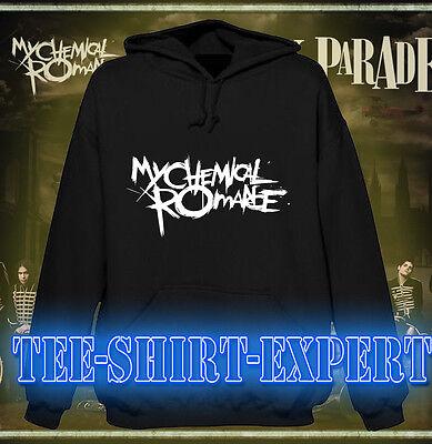 Sweater hoodie My chemical romance Black parade MCR Rock