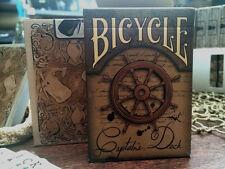 CARTE DA GIOCO BICYCLE CAPTAINS DECK,poker size