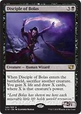 DISCIPLE OF BOLAS Commander 2014 MTG Black Creature — Human Wizard Rare