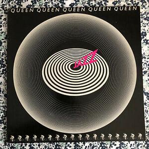 QUEEN JAZZ LP 1978 SEALED ORIGINAL PRESS W/ NUDE BICYCLE