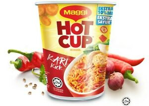 HOT SPECIAL OFFER Maggie Cup (Curry) Delicious Instant Noodle