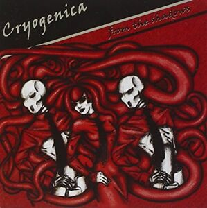 Cryogenica-From-the-Shadows-New-CD-UK-Import