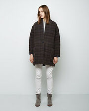 NWT.Isabel Marant Etoile  Over sized Gabrie Coat .Size Fr36/uk10/12.Multi colour