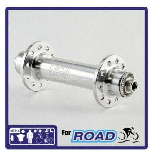 Details about  /Circus Monkey HRW1 road  front Hub silver 16h 18h 20H 21H 24H 28H 32H SHIMANO