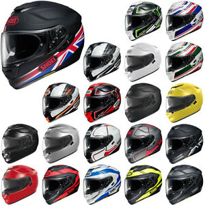 Shoei Gt Air >> Details About Shoei Gt Air Full Face Sports Touring Motorcycle Helmet All Colours Sizes