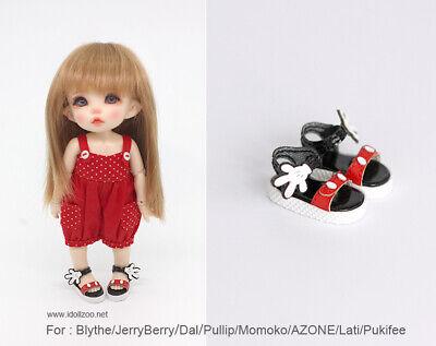 Retro Sports Shoes/_BLACK for Blythe//DAL//Pullip//Momoko//AZONE//Lati//Pukifee