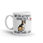 Dog-Mug-Rough-Collie-Mug-What-you-get-Unconditional-Love-Rough-Collie-Gift thumbnail 3