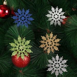 AU-HK-JN-12x-Christmas-Tree-Decoration-Snowflake-Ornaments-for-Xmas-Party-Han
