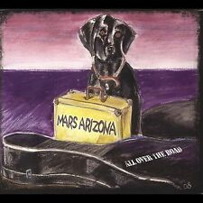 All Over the Road Mars Arizona MUSIC CD