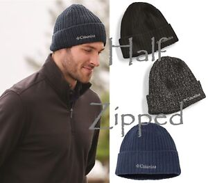 Image is loading Columbia-Watch-Cap-146409-Knit-Beanie-Cap-NEW 1722fb30dea
