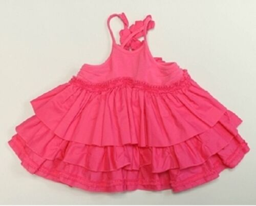 2y 3y 4y 43R02 18 M Neuf avec étiquettes ELIANE /& LENA clochotte Baby Girl Orchid robe rose 12 M